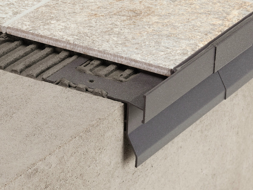 Profile and flashing for waterproofing PROTEC CPGV by PROFILPAS