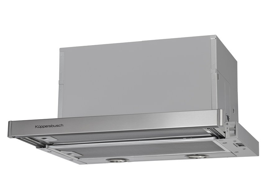 Built-in stainless steel cooker hood EDIP 6450.0 | Built-in cooker hood by Küppersbusch
