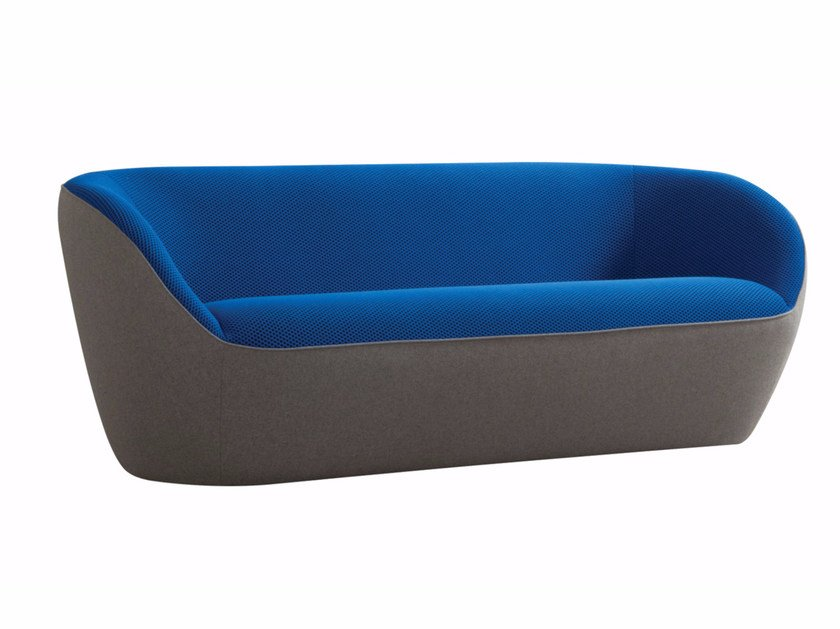 2 seater fabric sofa EDITO | Sofa by ROCHE BOBOIS