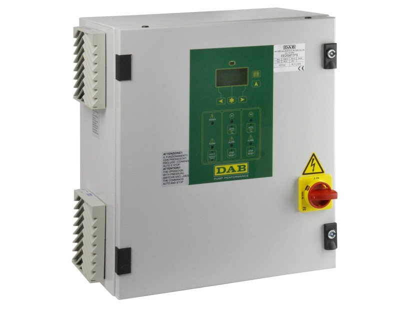 Panels with inverter EG-EE2G-EE 3G by Dab Pumps