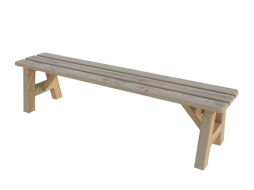 Fir garden bench EGEO | Garden bench by Zuri Design