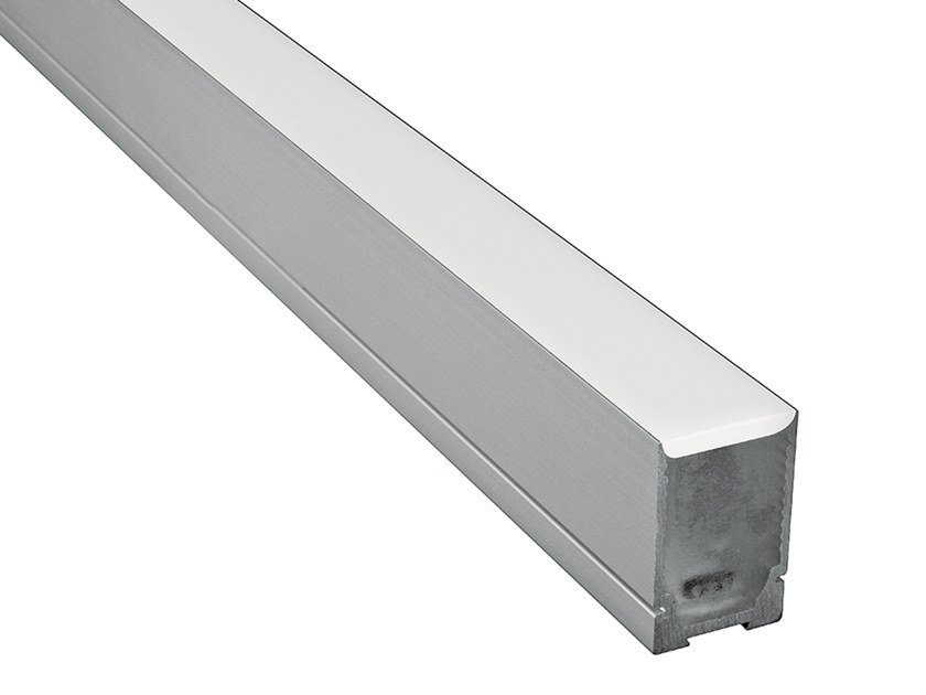 Metal Outdoor linear profile EK2 | Outdoor linear profile by Aldabra