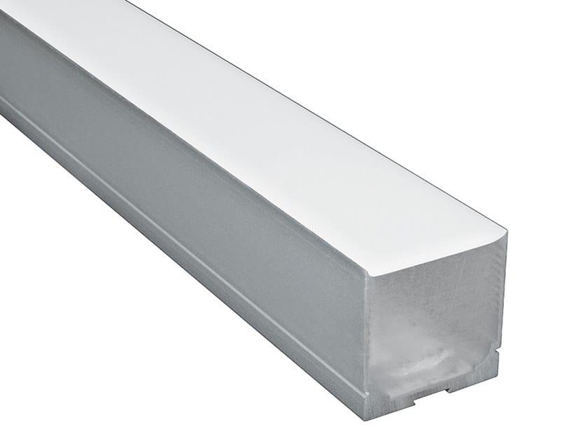 Profilo lineare per esterno in metallo EK3 | Profilo lineare per esterno by Aldabra