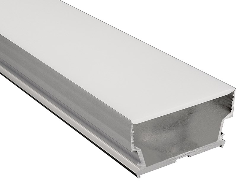 Metal Outdoor linear profile EK4 | Outdoor linear profile by Aldabra