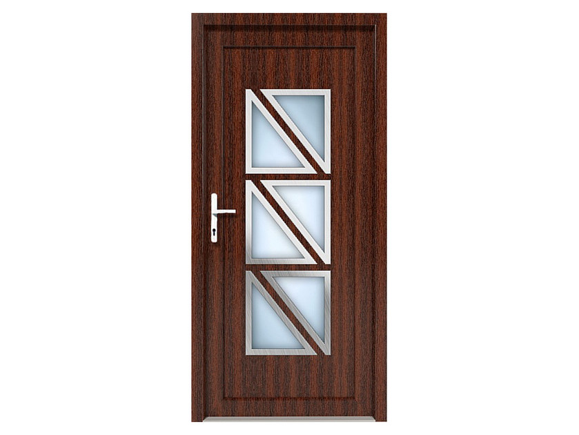 HPL door panel for indoor use EKOLINE 05 by EKO-OKNA