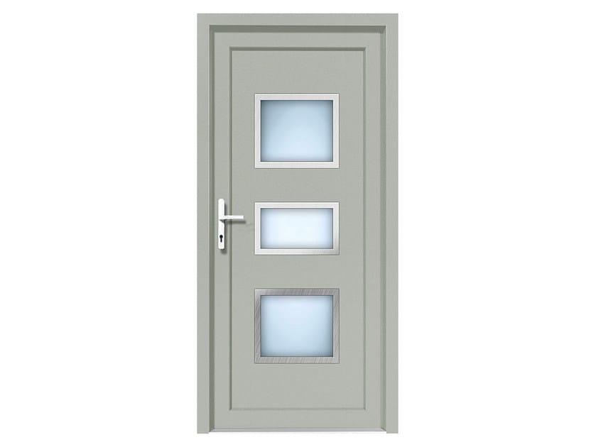 HPL door panel for indoor use EKOLINE 07 by EKO-OKNA
