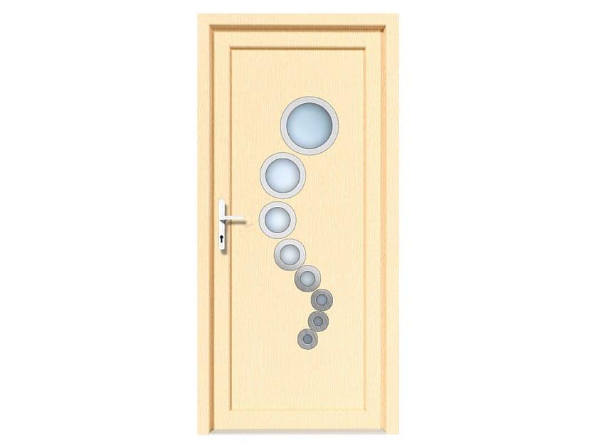 HPL door panel for indoor use EKOLINE 12 by EKO-OKNA
