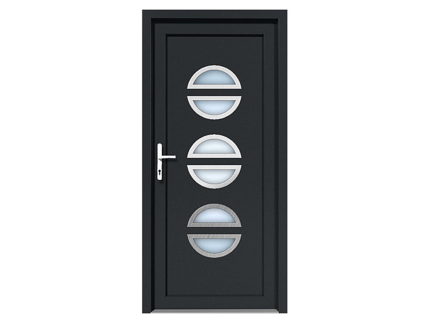 HPL door panel for indoor use EKOLINE 13 by EKO-OKNA