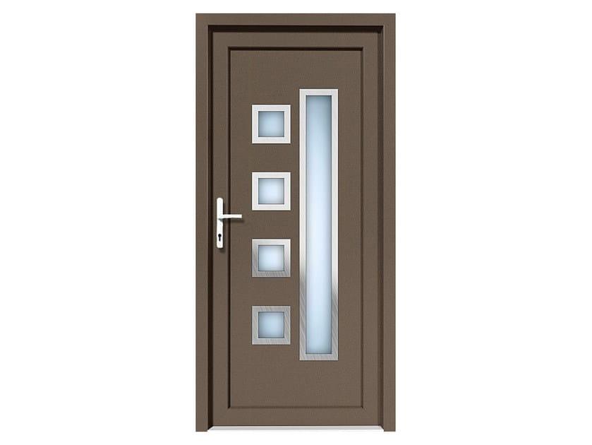 HPL door panel for indoor use EKOLINE 14 by EKO-OKNA