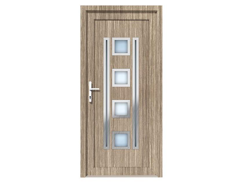 HPL door panel for indoor use EKOLINE 16 by EKO-OKNA