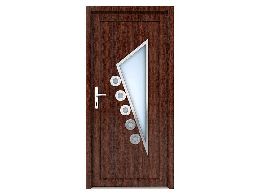 HPL door panel for indoor use EKOLINE 17 by EKO-OKNA