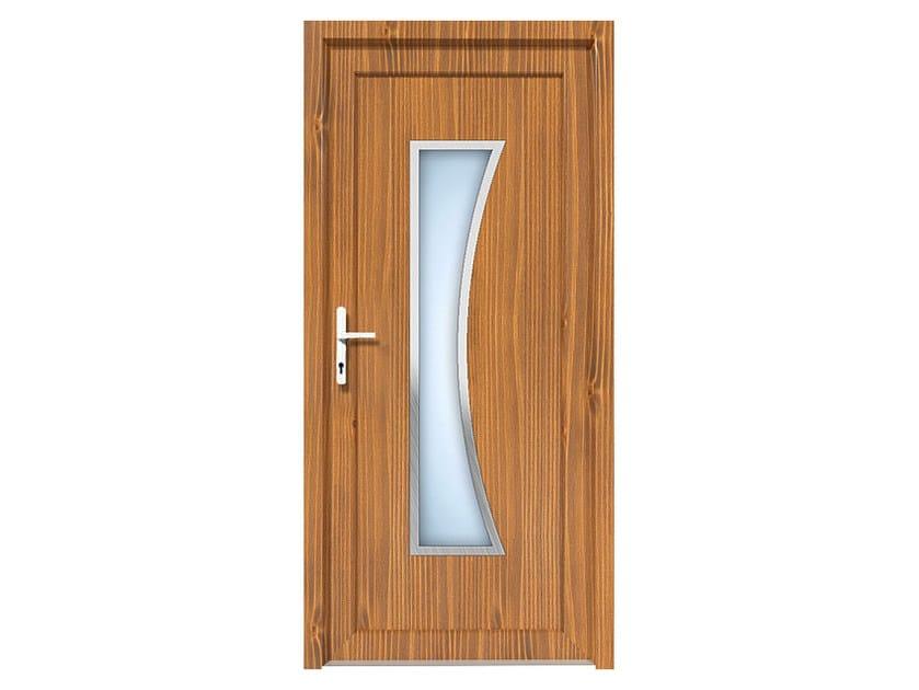 HPL door panel for indoor use EKOLINE 23 by EKO-OKNA