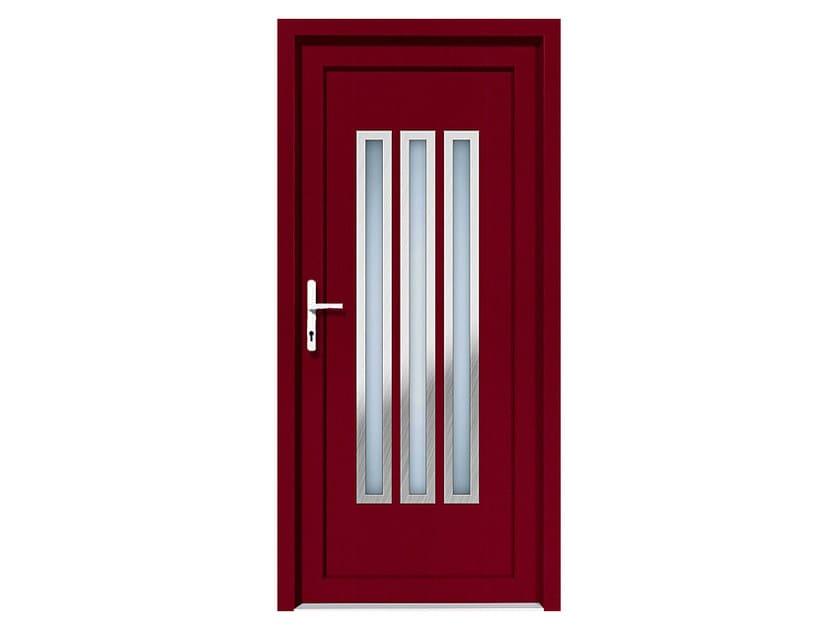 HPL door panel for indoor use EKOLINE 24 by EKO-OKNA