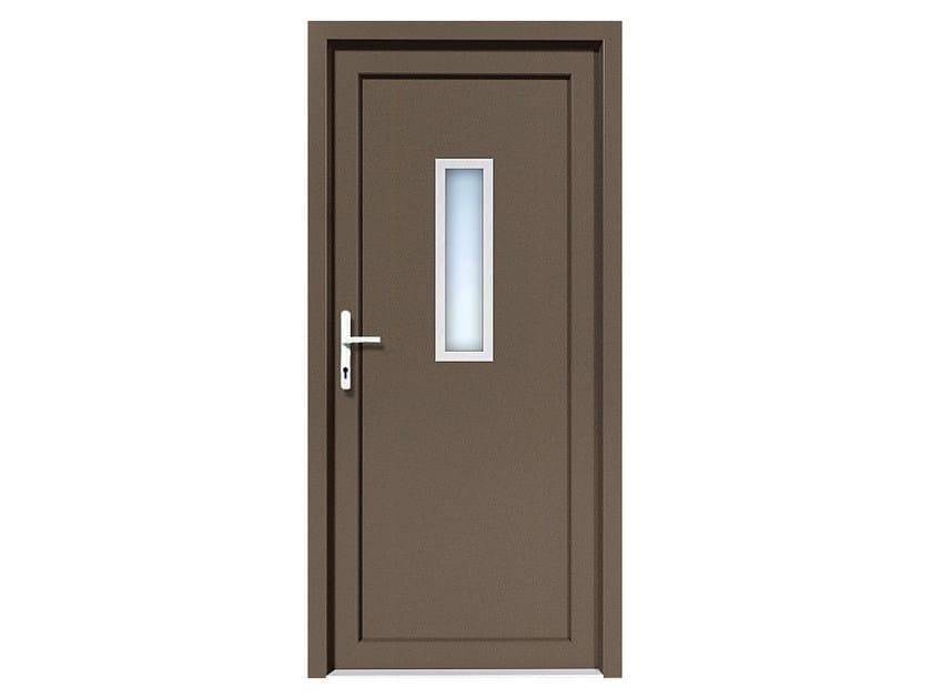 HPL door panel for indoor use EKOLINE 26 by EKO-OKNA