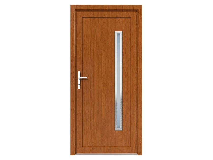 HPL door panel for indoor use EKOLINE 29 by EKO-OKNA