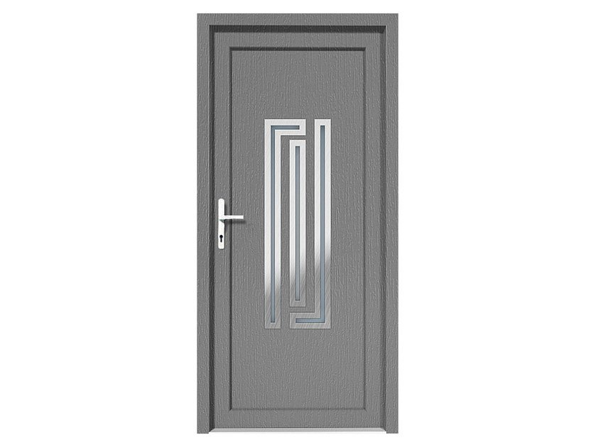 HPL door panel for indoor use EKOLINE 34 by EKO-OKNA