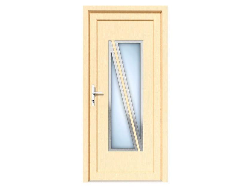 HPL door panel for indoor use EKOLINE 35 by EKO-OKNA
