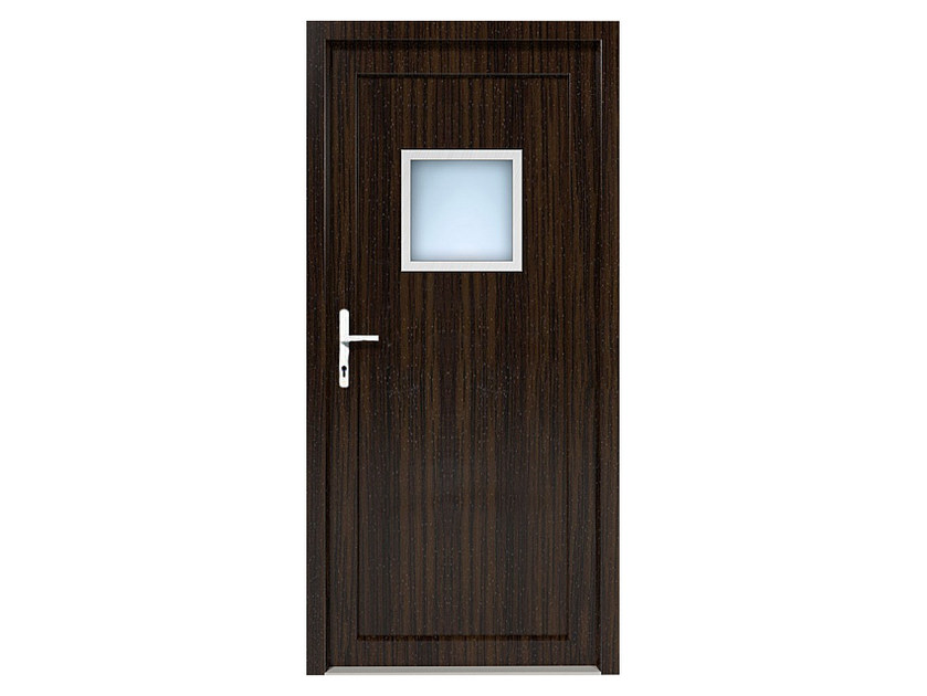 HPL door panel for indoor use EKOLINE 37 by EKO-OKNA