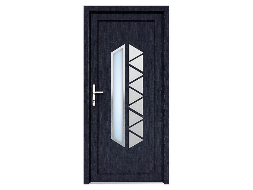 HPL door panel for indoor use EKOLINE 38 by EKO-OKNA