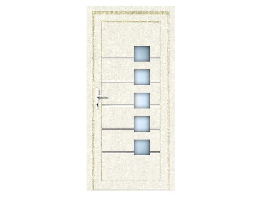 HPL door panel for indoor use EKOLINE 50 by EKO-OKNA