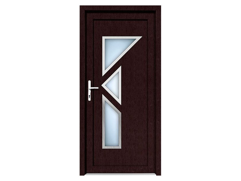 HPL door panel for indoor use EKOLINE 53 by EKO-OKNA