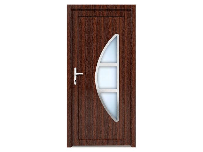 HPL door panel for indoor use EKOLINE 56 by EKO-OKNA