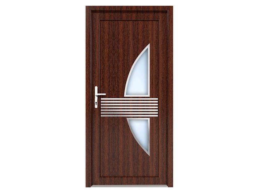 HPL door panel for indoor use EKOLINE 59 by EKO-OKNA