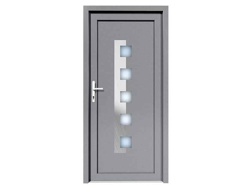 HPL door panel for indoor use EKOLINE 60 by EKO-OKNA