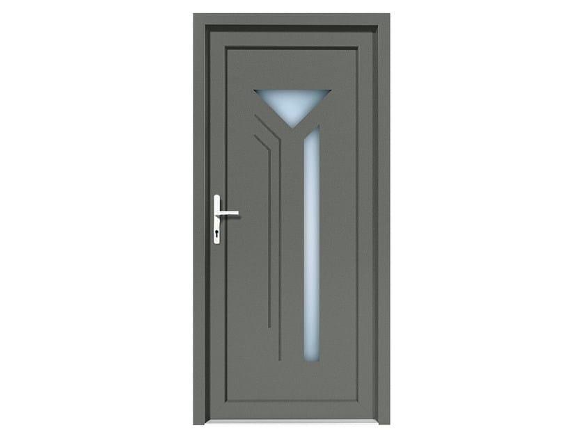 HPL door panel for indoor use EKOLINE 62 by EKO-OKNA