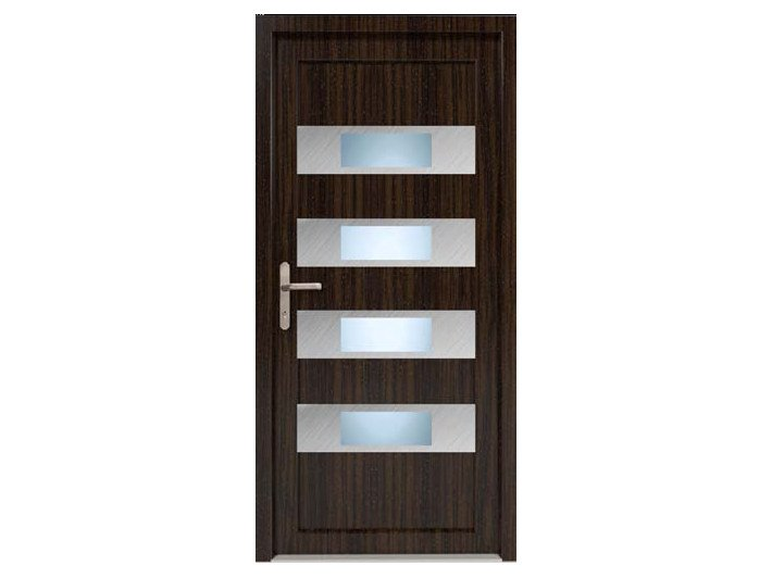 HPL door panel for indoor use EKOLINE 65 by EKO-OKNA