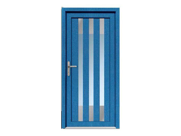 HPL door panel for indoor use EKOLINE 67 by EKO-OKNA