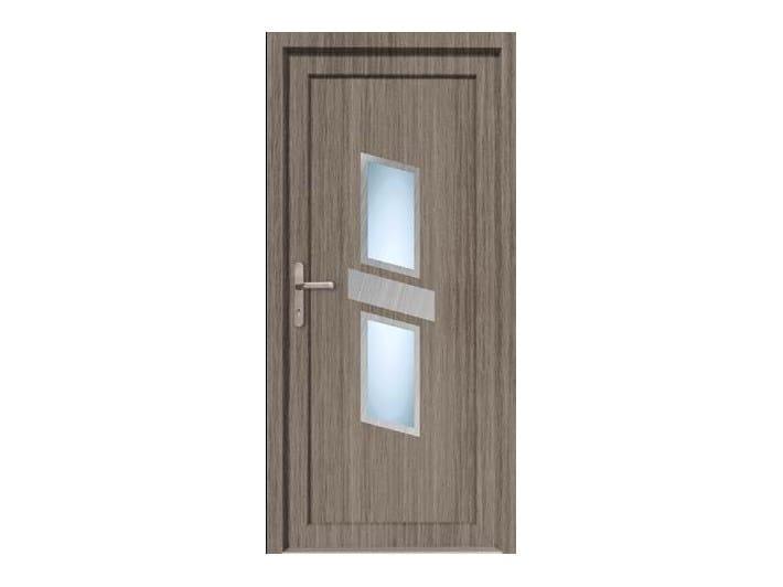 HPL door panel for indoor use EKOLINE 68 by EKO-OKNA