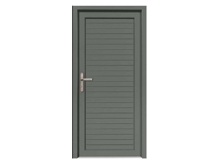 HPL door panel for indoor use EKOLINE 72 by EKO-OKNA