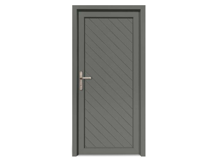 HPL door panel for indoor use EKOLINE 74 by EKO-OKNA