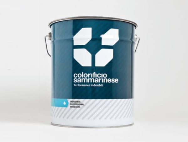 Modified alkyd enamel EKOLUX by Colorificio Sammarinese