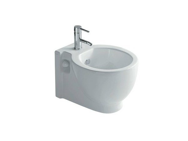 Wall-hung ceramic bidet EL1 / EL2 | Wall-hung bidet by GALASSIA