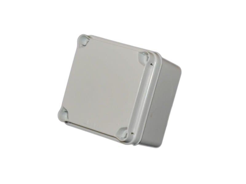 Junction Box PLAIN SIDES 119X119X64 IP67 by Garo