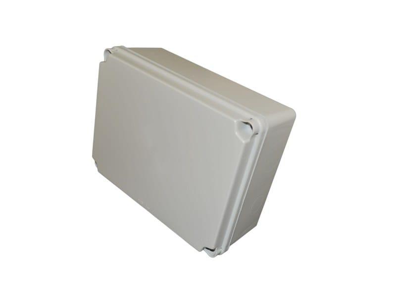 Junction Box PLAIN SIDES 255X194X95 IP67 by Garo