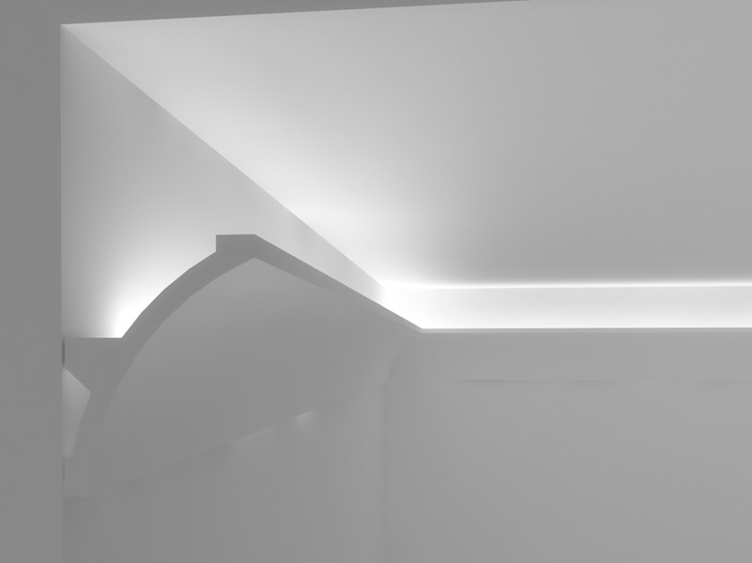 Cornice for indirect light EL702 | Cornice for indirect light by Eleni