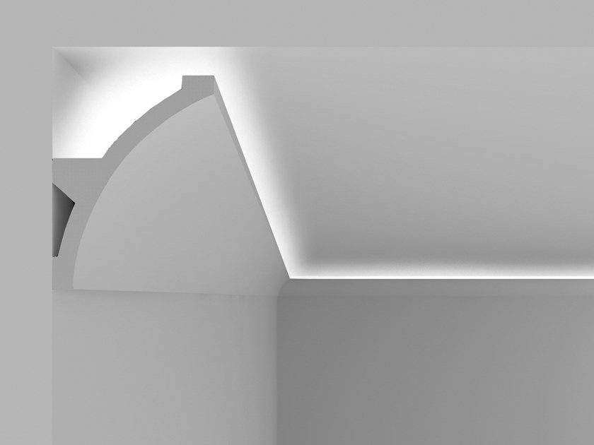 Cornice for indirect light EL708 | Cornice for indirect light by Eleni
