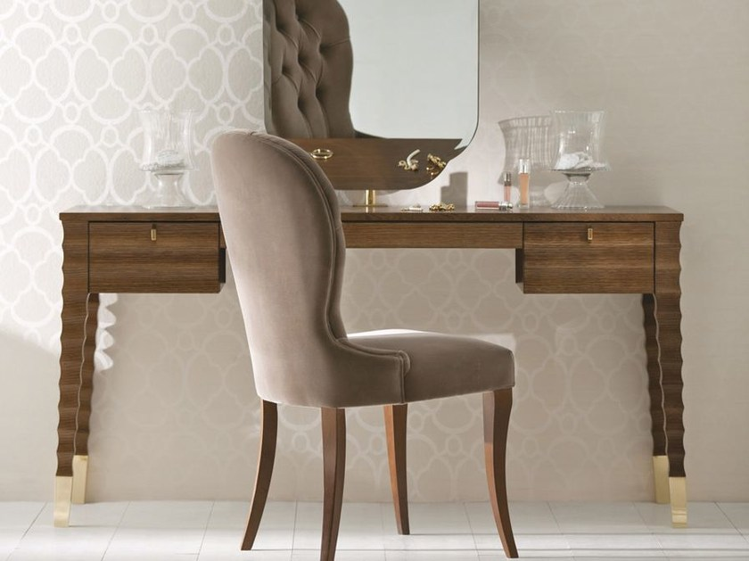 Wooden dressing table ELETTRA | Dressing table by OPERA CONTEMPORARY