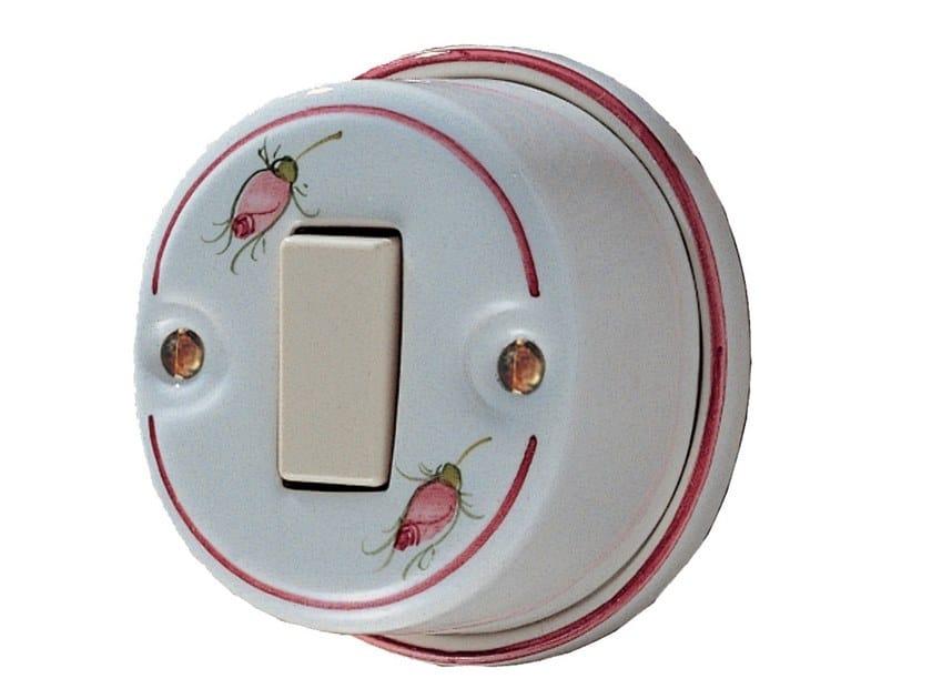 Ceramic electrical socket ACCESSORI   Electrical socket by FERROLUCE