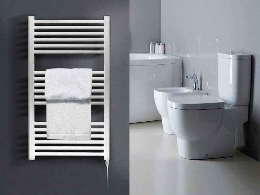 Electric towel warmer ELECTRO 1 by DELTACALOR