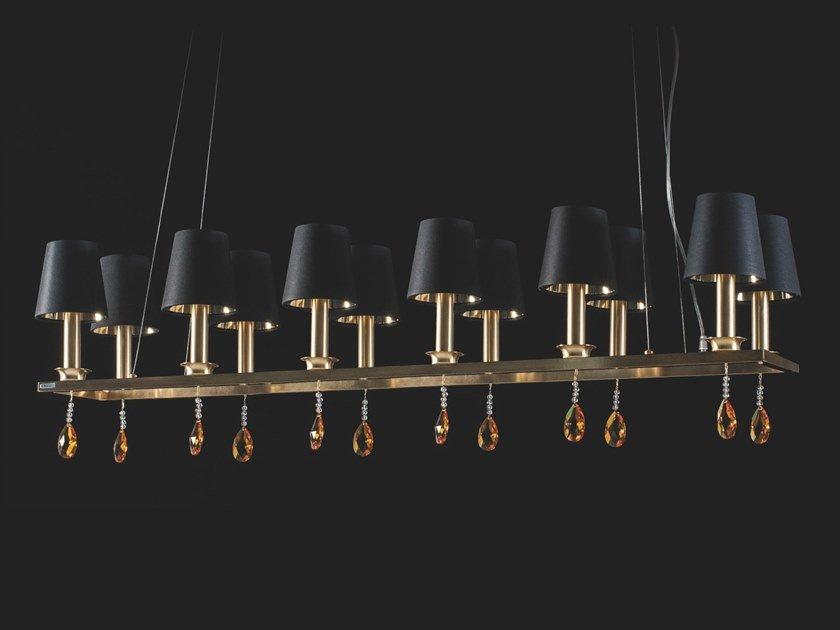 Chandelier with crystals ELEGANCE | Chandelier with crystals by Aiardini