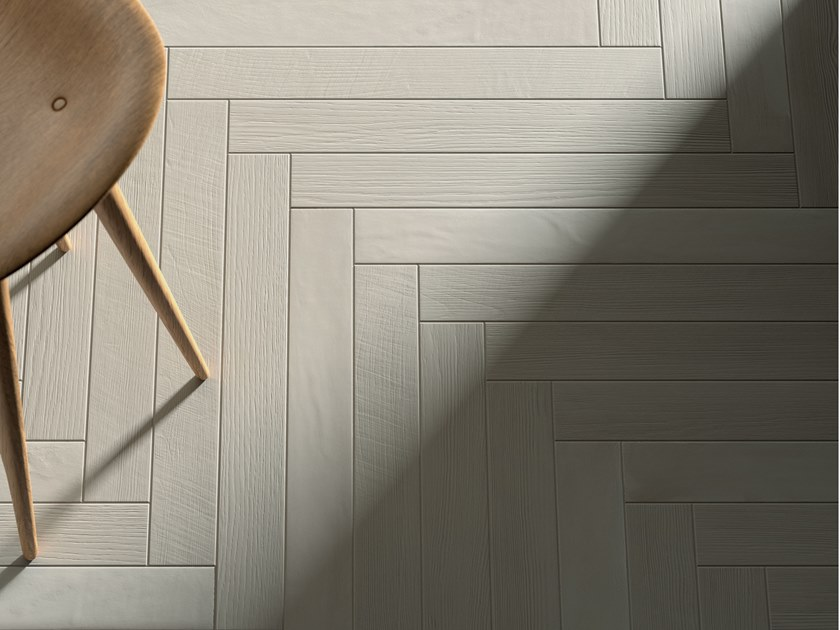 Porcelain stoneware wall/floor tiles ELEMENTO FARINA by Marca Corona