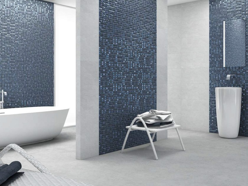 Glass mosaic ELEMENTS AURA by VIDREPUR