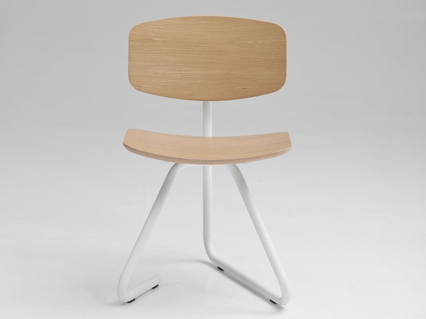 Plywood chair ELEPHANT by PER-USE