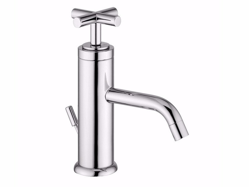 Countertop single handle washbasin tap ELICA - F9205A by Rubinetteria Giulini