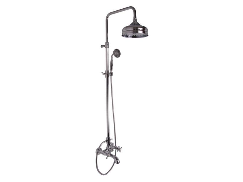 Shower wallbar with hand shower with mixer tap ELIZABETH F5084/2 | Shower wallbar by FIMA Carlo Frattini