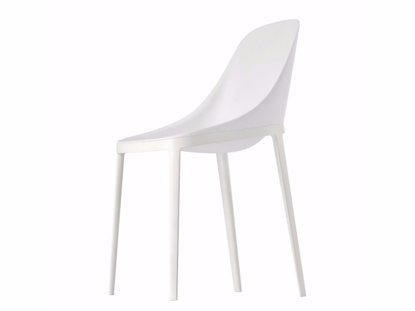 Polyurethane chair ELLE - 070 | Polyurethane chair by Alias